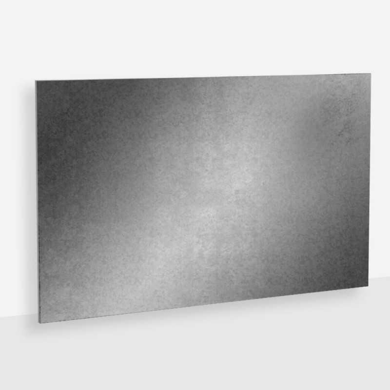 Tôle acier galvanisé 3 mm