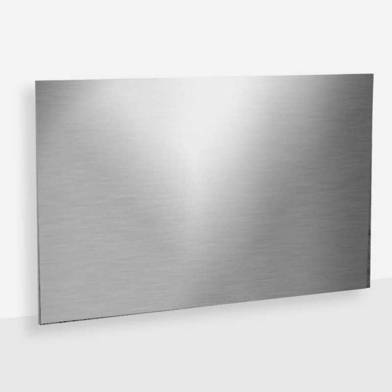 Tôle Inox 1.5 mm - Acier inoxydable 1,5 mm d'épaisseur | Laserkit ®